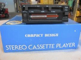 Kasettbandspelare