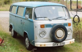 VW Buss Bullt