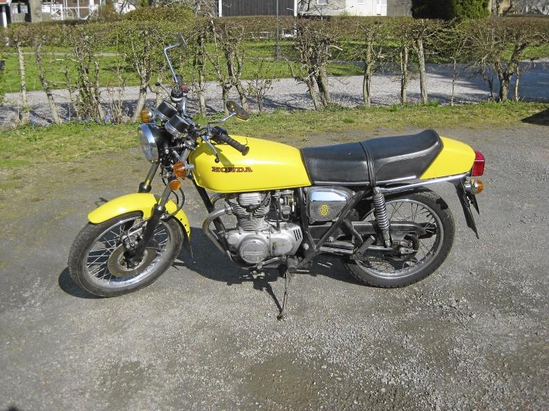 mobile_Honda CB 250