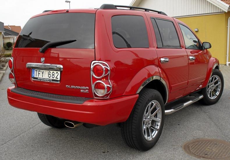 mobile_Mycket fin Dodge Durango SLT 4,6 V8, ev byte