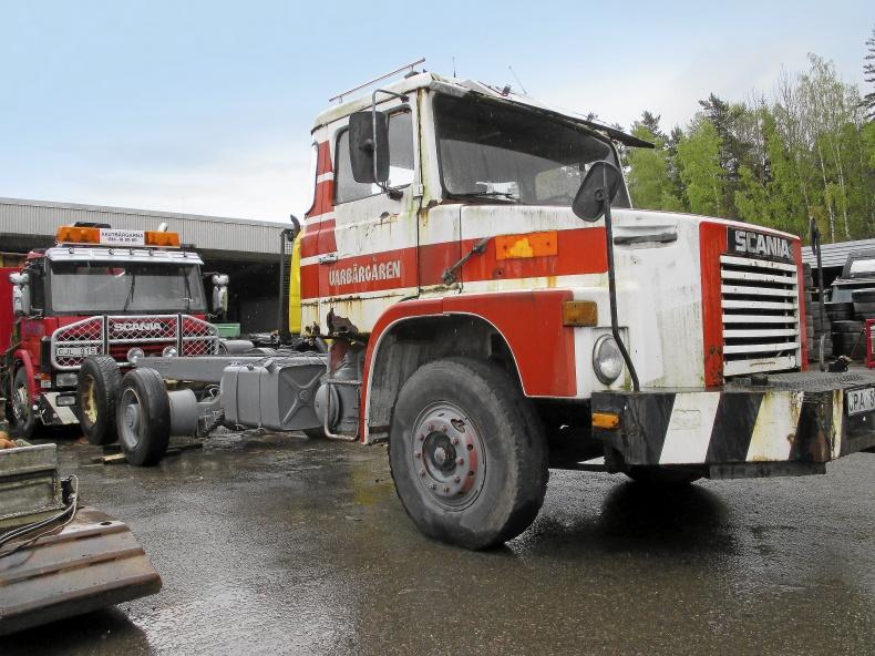 Scania LBS 140 6x2