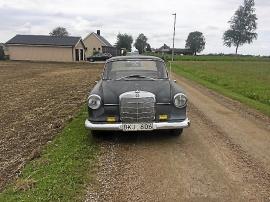 Mercedes-Benz 190c Bensin