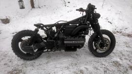 BMW 1100 Scrambler Polis