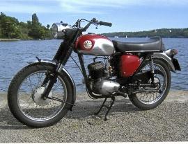 BSA Bantam Sport 175 cc