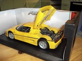 1:18 FERRARI F 50 Coupe 1995