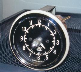 Saab-klocka