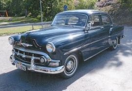 Chevrolet 2103 4-dr. sedan