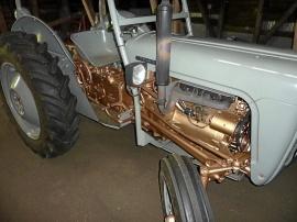 Ferguson 35 bensin 1957