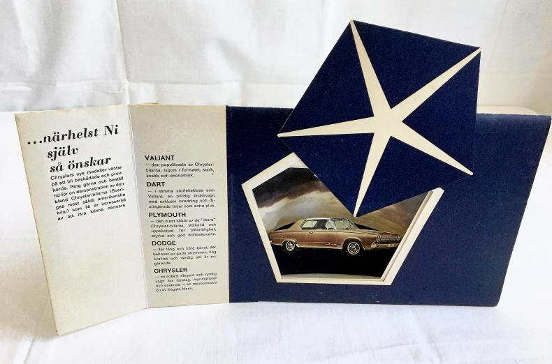 CHRYSLER VALIANT 1965