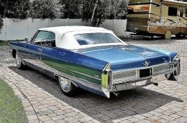 Cadillac De Ville V8 429 All.utr.
