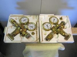 Nya reduceringsventiler (klockor) för gassvets