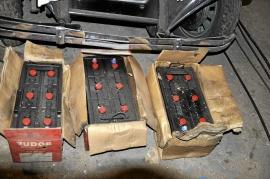 Tudor batterier