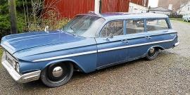 Chevrolet Parkwood Stationwagon