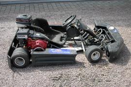 GoKart med Honda GX240 8.0 motor