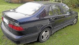 SAAB 9-5 SE 2,0 Turbo