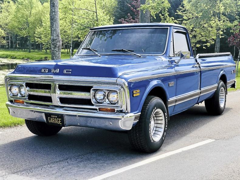 1972 GMC Sierra 1500 350HP