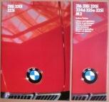 Broschyr BMW 318i 3201 323i 1986