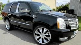 Exl.Cadillac Escalade Luxury premium 409 Hk
