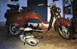ISO Super scooter