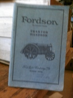 FORDSON TRAKTOR HANDBOK