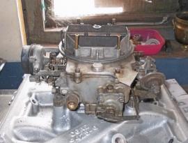 Ford FE delar och Ford 289 i delar