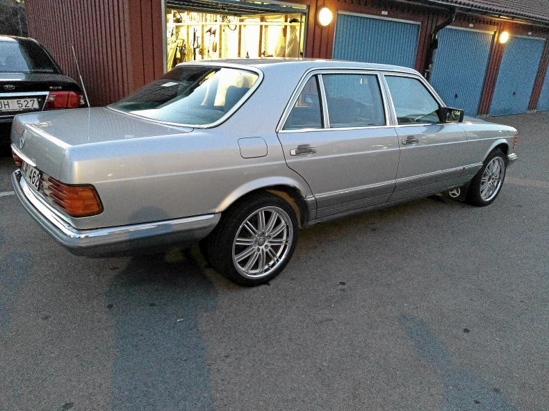 Mercedes-Benz 380 Sel