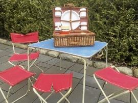 Campingbord, Picknickset