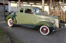 Ford 5W Coupe