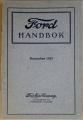Ford modell T instruktionsbok 1922 på svenska