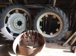 Traktorhjul