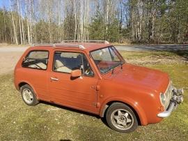 Nissan Pao retrobil