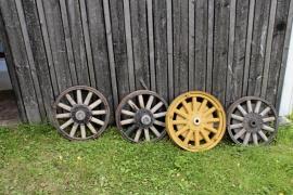 Träekerhjul