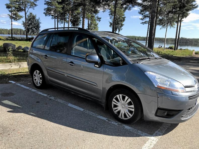 Citroën C4 Grand Picasso 2,0l