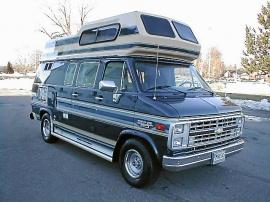 Chevrolet Van / Husbil