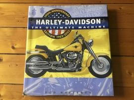 HD-boken, Harley-Davidson
