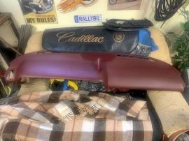 Cadillac 1963 instrumentbräda