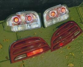 Baklysen till Ford Mustang 1994-99