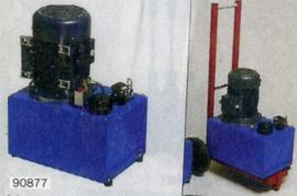 Elhydraulaggregat 380V, 4 KW