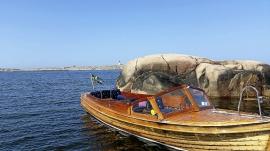 Fin veteranbåt