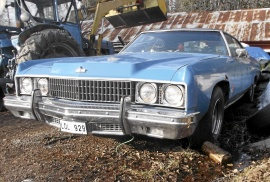 chevrolet caprice classic coupe