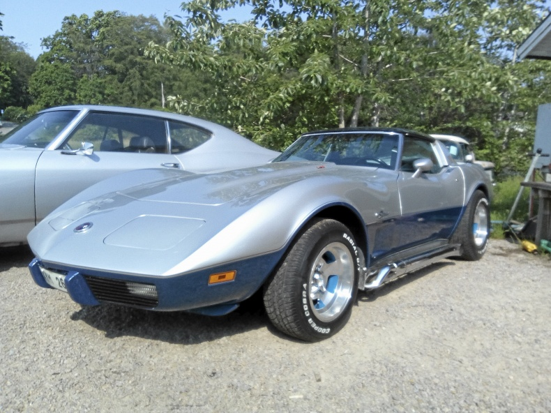 Jubileums Corvette
