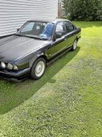 Tillfälle samlarbil BMW 535