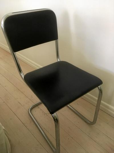 En klassisk stol