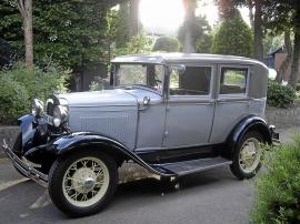 A-Ford säljes