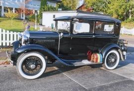 Ford A De Luxe