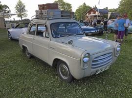 Ford Anglia -54 + -56