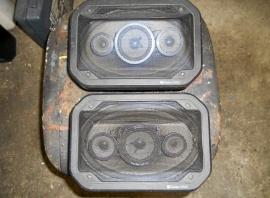 Bil högtalare Clarion 990