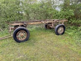 Hjul till äldre Volvolastbil/buss