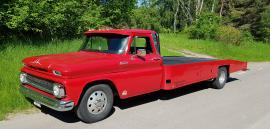 Chevrolet Apache C30 - Ramp Truck