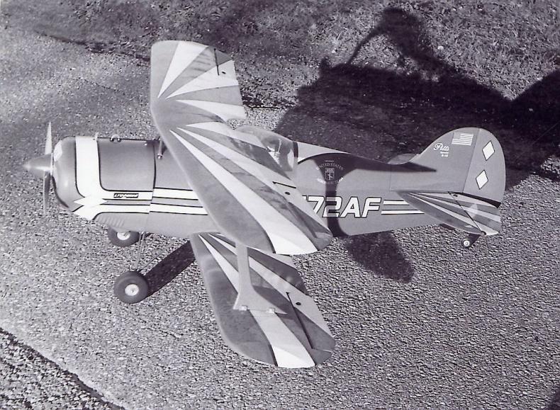 Pitts Amerikansk konstflygare